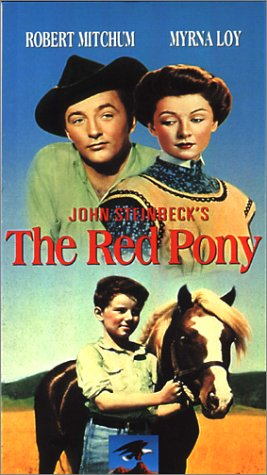 9786302689365: The Red Pony (45th Anniversay Edition) [VHS]