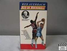 9786302696967: Red on Roundball (Basketball) [VHS]