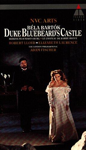 9786302703030: Bartok: Duke Bluebeard's Castle [VHS]