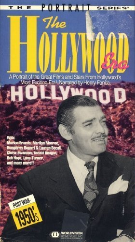 9786302707656: Hollywood Era: Post War 1950's (The Portrait Series) [VHS]