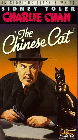 9786302717327: Charlie Chan - The Chinese Cat [VHS]