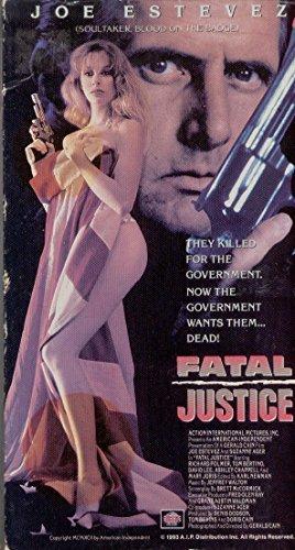 9786302727883: Fatal Justice [VHS]