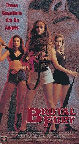 9786302727906: Brutal Fury [VHS]