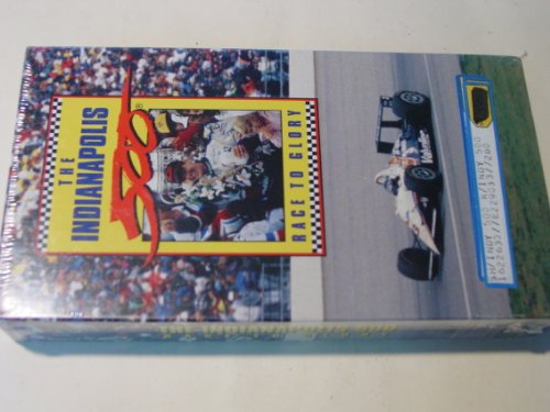 9786302737172: Indianapolis 500: Race to Glory / Documentary [VHS]
