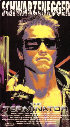 9786302744897: Terminator [VHS]