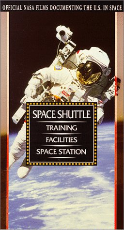9786302751246: Space Shuttle Training Facilities Space Station (Volume 3) [VHS]
