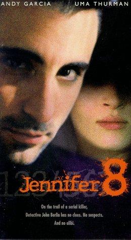 9786302763195: Jennifer 8 [VHS]