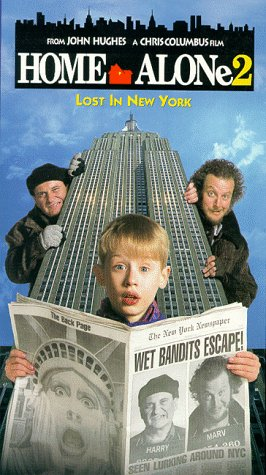 9786302765533: Home Alone 2 - Lost in New York [VHS]
