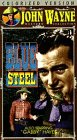 9786302766318: Blue Steel [VHS]
