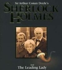 9786302776928: Sherlock Holmes and the Leading [VHS]