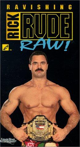 9786302776997: Wcw: Ravishing Rick Rude Raw [USA] [VHS]