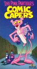 9786302786941: Pink Panthers Comic Capers [VHS]
