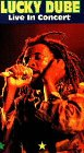 9786302795219: Lucky Dube Live in Concert [VHS]