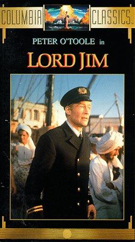 9786302797510: Lord Jim [VHS]