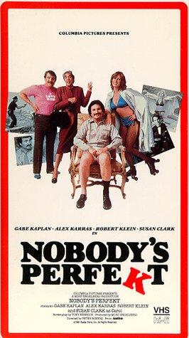 9786302797572: Nobodys Perfekt [VHS]