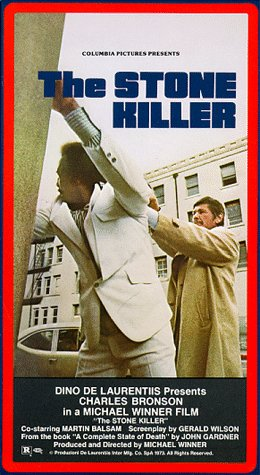 9786302799163: The Stone Killer [VHS]