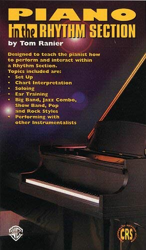 9786302802894: Piano in Rhythm Section [VHS]