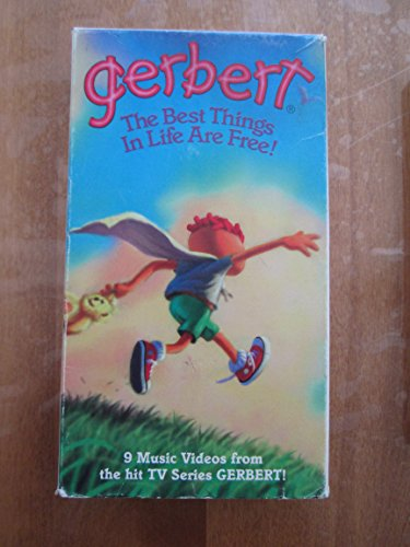 9786302812350: Best Things in Life Are Free: A Gerbert Singalong [VHS]