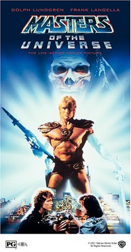 9786302815672: Masters of the Universe [VHS]
