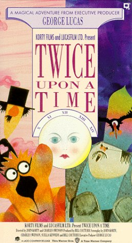 9786302816662: Twice Upon a Time [VHS]