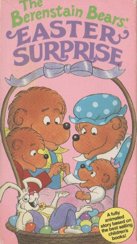 9786302822809: The Berenstain Bears' Easter Surprise [VHS]
