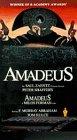 9786302842555: Amadeus [VHS]