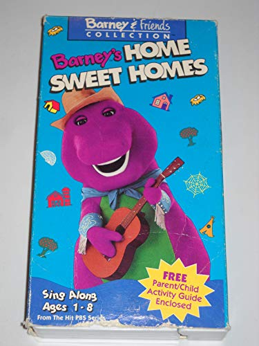 9786302843170: Barney & Friends Collection: Barney's Home Sweet Homes