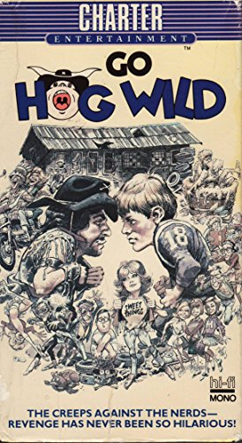 9786302843590: Go Hog Wild [VHS]
