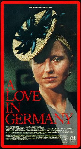 9786302860245: A Love in Germany [VHS]