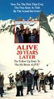 9786302872064: Alive:20 Years Later [VHS]