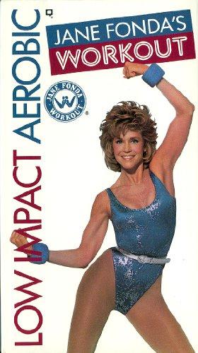 9786302872187: Jane Fonda's Low Impact Aerobic Workout [VHS]