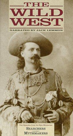 9786302873047: The Wild West, Vol. 5 - Searchers / Mythmaker [VHS]