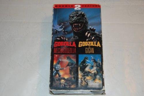 9786302881158: Godzilla Vs Gigan / Godzilla Vs Mechagodzilla [VHS]