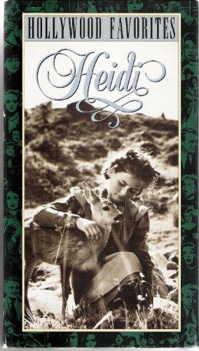 9786302890822: Heidi [VHS]