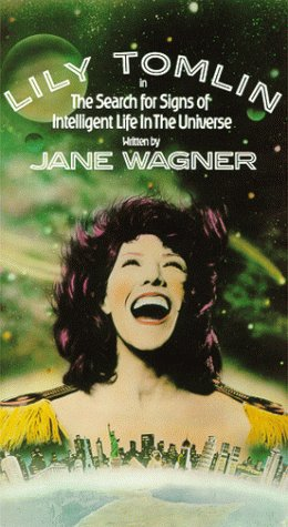9786302899054: Lily Tomlin - The Search for Signs of Intelligent Life in the Universe [VHS]