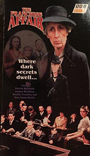 9786302901672: The Franchise Affair [VHS]