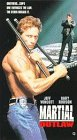 9786302906615: Martial Outlaw [VHS]