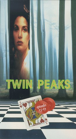 9786302914238: Twin Peaks - Episodes 15-19 [VHS]