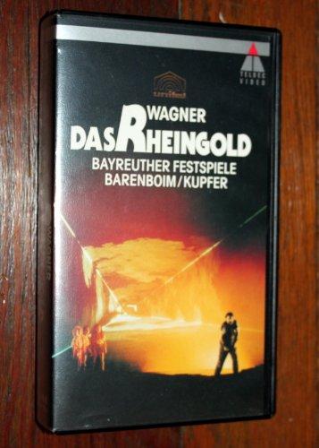 9786302918984: Or Du Rhin, L [Reino Unido] [VHS]