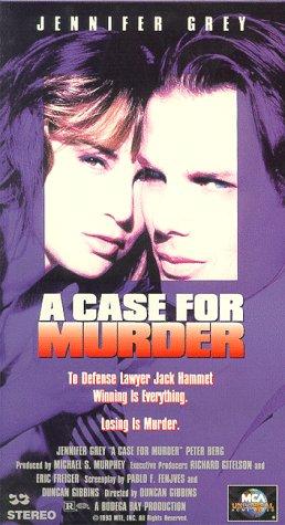 9786302920970: Case for Murder [VHS]
