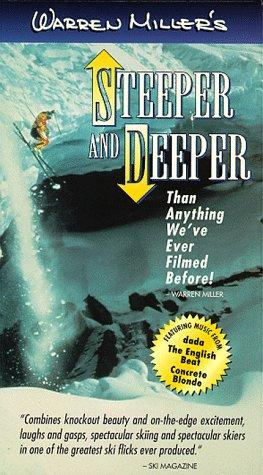 9786302925609: Steeper & Deeper [VHS]