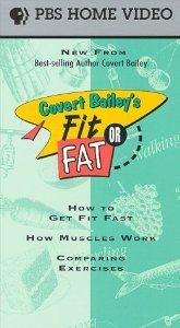 9786302933437: Covert Bailey's Fit or Fat: Comparing Exercises [VHS]