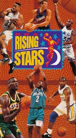 9786302935240: Nba Rising Stars [VHS]