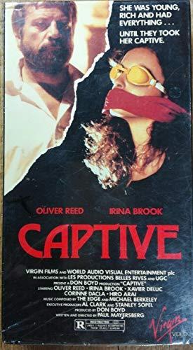 9786302936414: Captive [VHS]