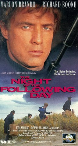 9786302937169: Night of the Following Day [VHS]