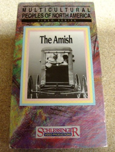 9786302938494: Amish Multicultural Peoples of North America [VHS]
