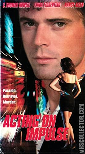 9786302940275: Acting on Impulse [VHS]
