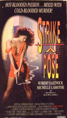 9786302940459: Strike a Pose [VHS]