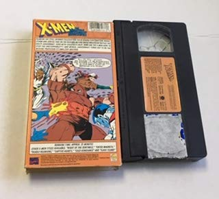 9786302945058: X-Men: Unstoppable Juggernaut [USA] [VHS]
