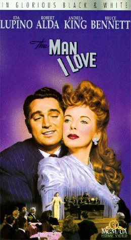 9786302946529: The Man I Love [USA] [VHS]